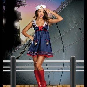 Dream girl sailor mine Halloween costume
